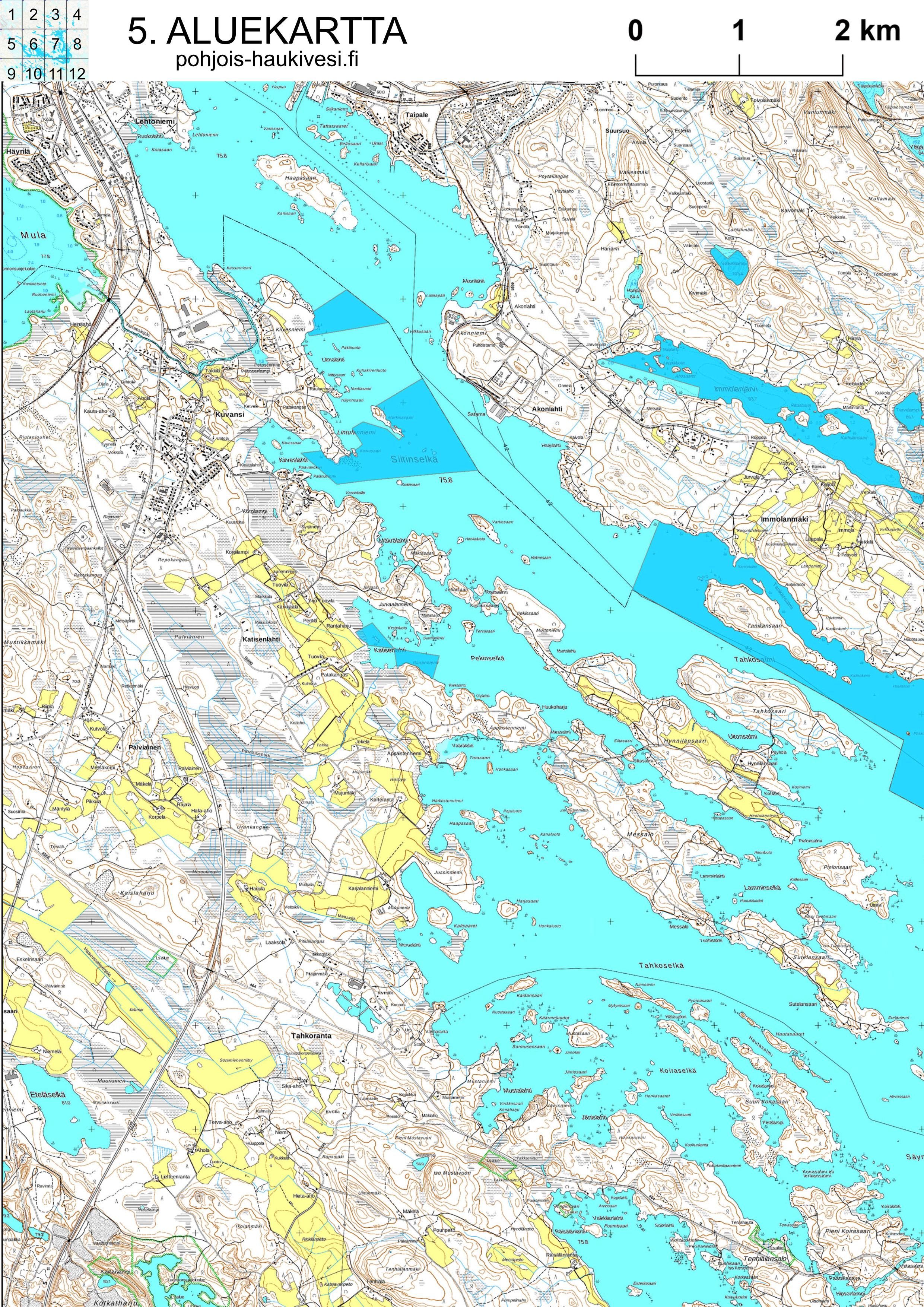 Pohjois Haukiveden Osakaskunta Huolehtii Alueen Kalavesista